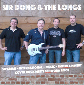 Olli Petersen, Sir Dong & the Longs