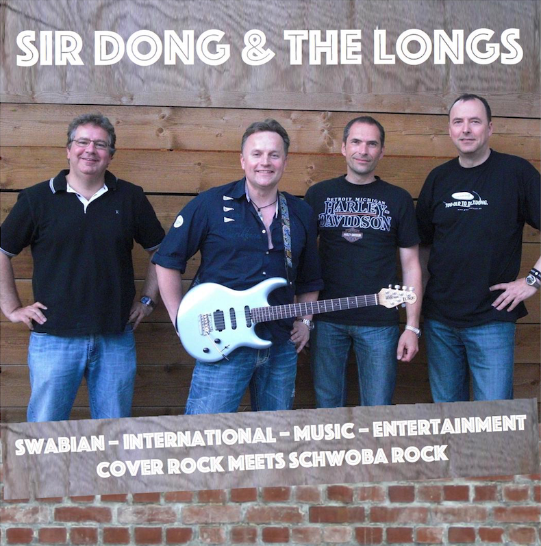 Olli Petersen, Sir Dong & the Longs